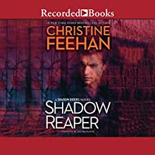 Shadow Reaper Audiobook by Christine Feehan Narrated by Jim Frangione