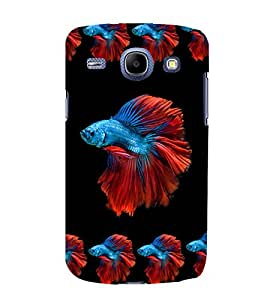 printtech Fish Unique Back Case Cover for Samsung Galaxy E5 / Samsung Galaxy E5 E500F