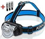 LED Lampe Frontale Ultra Eclairante L...