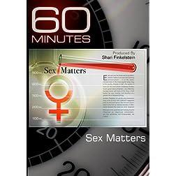 60 Minutes-Sex Matters