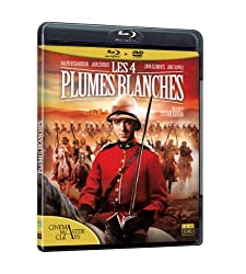Les 4 plumes blanches [Blu-ray]