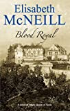 img - for Blood Royal (Severn House Large Print) book / textbook / text book