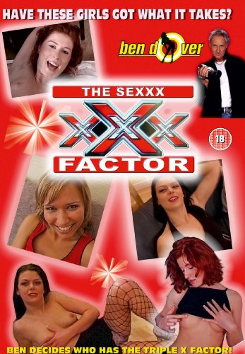 The Sexxx Factor [DVD]