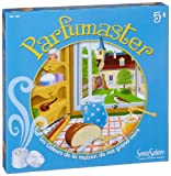 A SMELLING GAME :THE SCENTS OF GRANDMA'S HOUSE