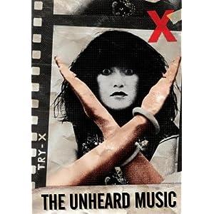 X - The Unheard Music (DVD)