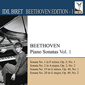Idil Biret Beethoven Edition 1: Piano Sonatas