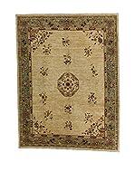 L'Eden del Tappeto Alfombra Agra Beige 249 x 329 cm