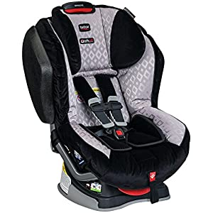 Britax Advocate G4.1 Convertible Car Seat Silver Diamonds