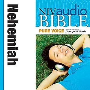 NIV Audio Bible, Pure Voice: Nehemiah Audiobook
