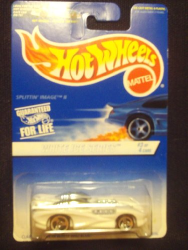 Hot Wheels White Ice Series 3/4 Splittin' Image II - 1