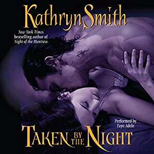 Taken by the Night Audiobook
