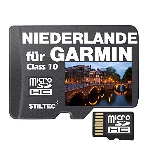 x2605-Pays-Bas-Topo-Carte-GPS-Garmin-GPS-PC-Mac-x2605-Hauteur-lignes-4-GB-MicroSD-original-de-stiltec
