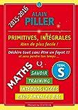 Primitives, Intégrales - Terminales S