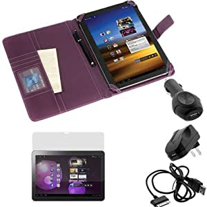 GTMax Tablet Accessories for Samsung GALAXY Tab 10.1 GT-P7500/GT-P7510/SCH-I905