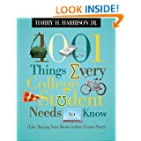 1001 Things Every College Student Needs to Know – $6.29!