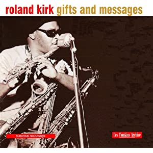 Roland Kirk - Gifts and Messages  cover