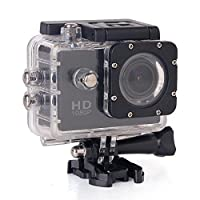 Ghost Hunting Full Spectrum Night Vision GhostPro Waterproof Action Camera Full HD 1080p 12mp