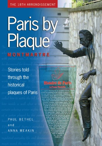 Sale alerts for Counting House Books Ltd Paris by Plaque: Montmartre: 1 - Covvet