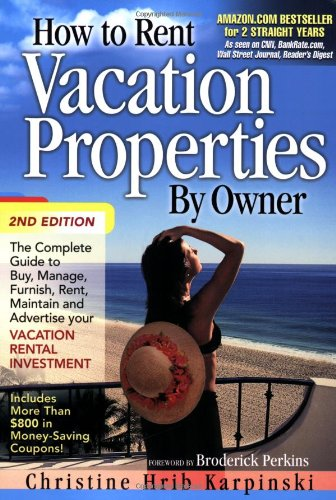 How to Rent Vacation Properties by Owner Second