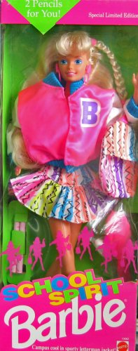 School Spirit BARBIE Doll Special Limited Edition (1993) - 1
