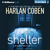 Shelter: A Mickey Bolitar Novel | [Harlan Coben]