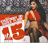 Everybody On Dance Floor Vol 15 Remix - 2CD Set (Bollywood Latest Hits / Remixes / Film Songs Compilation)