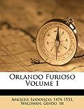 Image of Orlando Furioso Volume 1