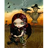 """The Scarecrow by Jasmine Becket-Griffith 10""""x8"""" Art Print Poster by Bruce McGaw"""