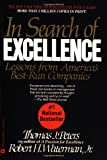 In Search of Excellence: Lessons from Americas Best Run Companies (0446385077) by Waterman, Jr., Robert H