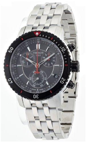 Tissot Men's Prs 200 Chrono Quartz Watch T0674172105100
