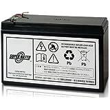 【バッテリーストア.comオリジナル】 【完全互換品】 APC RBC122J-S(RBC122J互換) ES 550/RS 400/RS 550用バッテリーキット