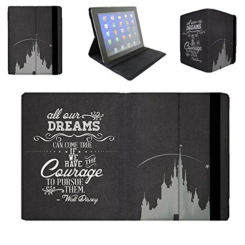 queen-of-cases-folio-case-for-apple-ipad-mini-2-3-flip-cover-black-dreams-can-come-true-walt-disney-