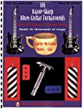 101 Razor-Sharp Blues Guitar Turnarounds book and CD (Red Dog Music Books Razor-Sharp Blues Guitar Series)