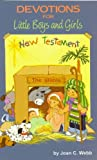 Devotions for Little Boys and Girls: New Testament