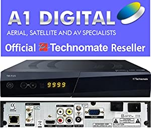 Technomate TM-F3/5 1080p Full HD Satellite Multimedia Centre