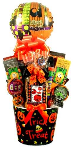 Halloween Sweets & Treats Gift Basket