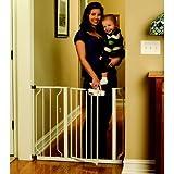 Regalo Easy Step Metal Walk Through Safety Gate