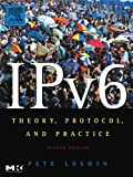 img - for IPv6, Second Edition: Theory, Protocol, and Practice, 2nd Edition (The Morgan Kaufmann Series in Networking) 2nd edition by Loshin, Peter (2003) Paperback book / textbook / text book