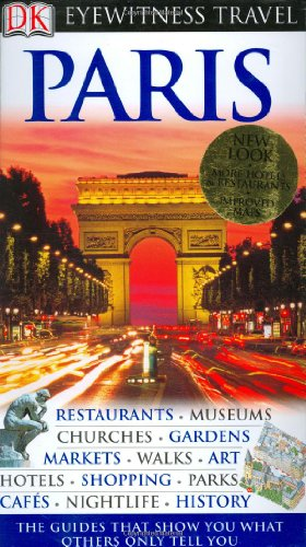 DK Eyewitness Travel Guide to Paris