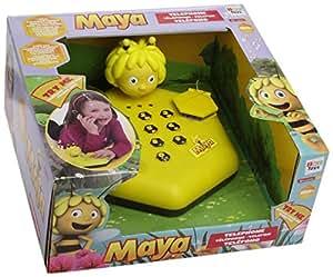 maya 200074 jeu lectronique t l phone activity maya l 39 abeille jeux et jouets. Black Bedroom Furniture Sets. Home Design Ideas