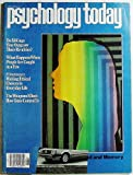 img - for Psychology Today, Volume 15 Number 6, June 1981 book / textbook / text book