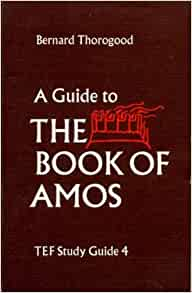 Who wrote the book of amos
