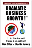 Most businesses fail! Large or small, old or new, most businesses eventually succumb, despite their owners` feverish and impassioned efforts. The small number that survives never grow to their full potential. Their owners do everything they t...