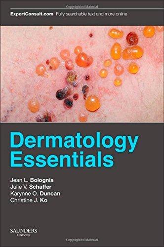 Dermatology Essentials, 1e