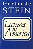 Lectures in America