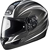 HJC CL-16 Razz Full Face Motorcycle Helmet MC-5F Flat Black Small S