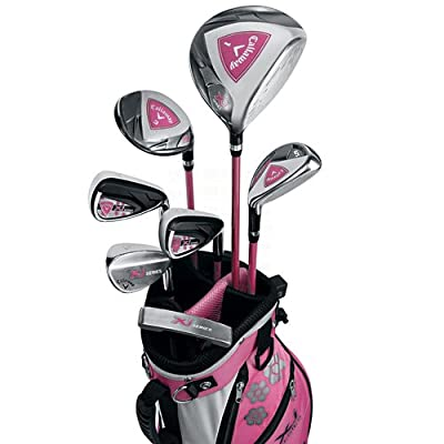 Callaway X Series Junior Set (Right Hand, Girl's)