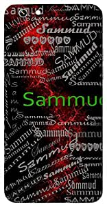 Sammud (Joy Delight) Name & Sign Printed All over customize & Personalized!! Protective back cover for your Smart Phone : Samsung Galaxy Note-3