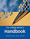 The College Writer's Handbook. Exercise Booklet (0618491716) by VanderMey, Randall