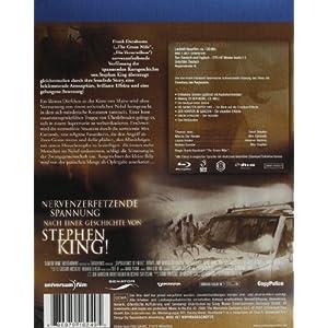 Der Nebel (Lim.Bd Steelbook Col.) [Blu-ray] [Import allemand]